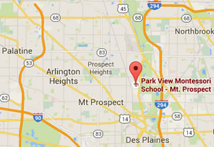 Locations « Mt. Prospect Montessori School | Park View Montessori in ...